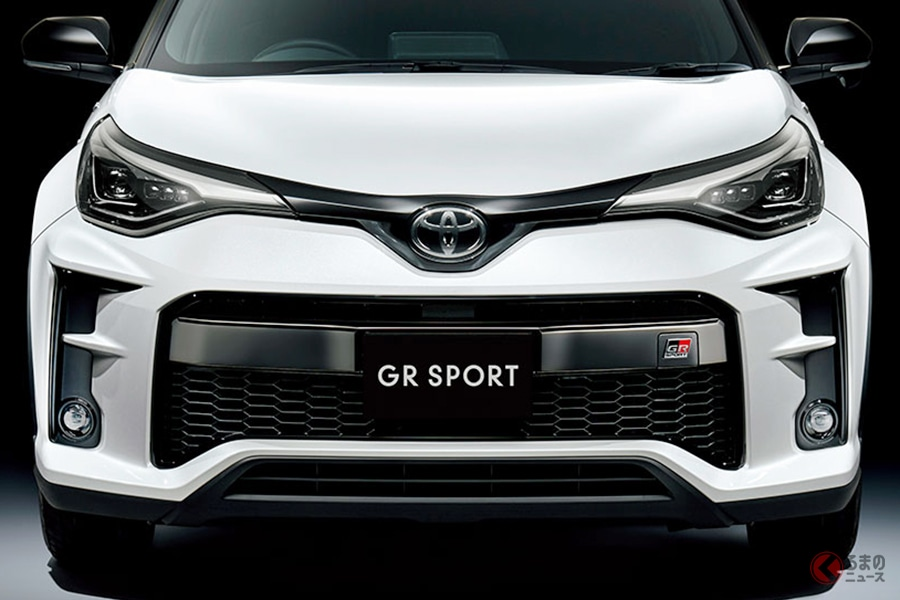 トヨタ「C-HR GRスポーツ」