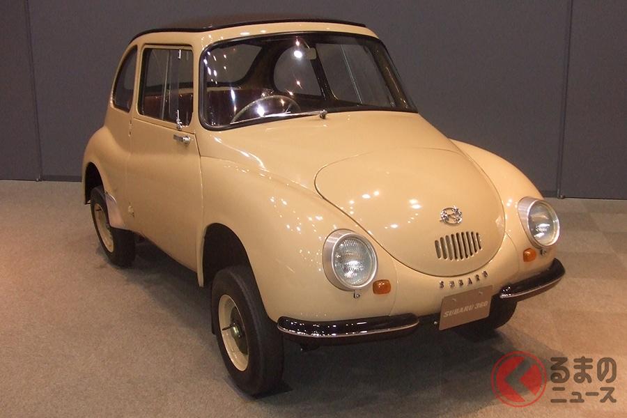 日本を代表する名車の1台「てんとう虫」