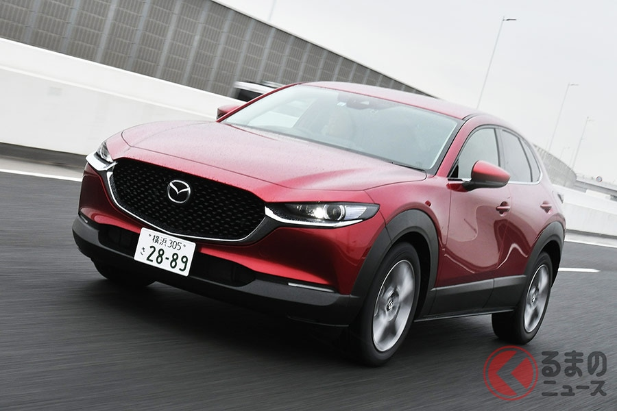 マツダの新型SUV「CX-30」ガソリン・ディーゼルの乗り心地はいかに?