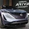日産がSUVコンセプト「アリア」を世界初公開! EVや先進技術を詰め込んだ未来の日産車とは