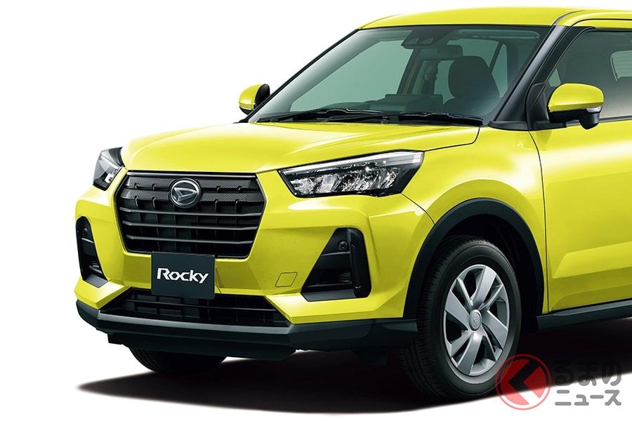 「ロッキー/ライズ」は小型SUVの旋風となるか!?