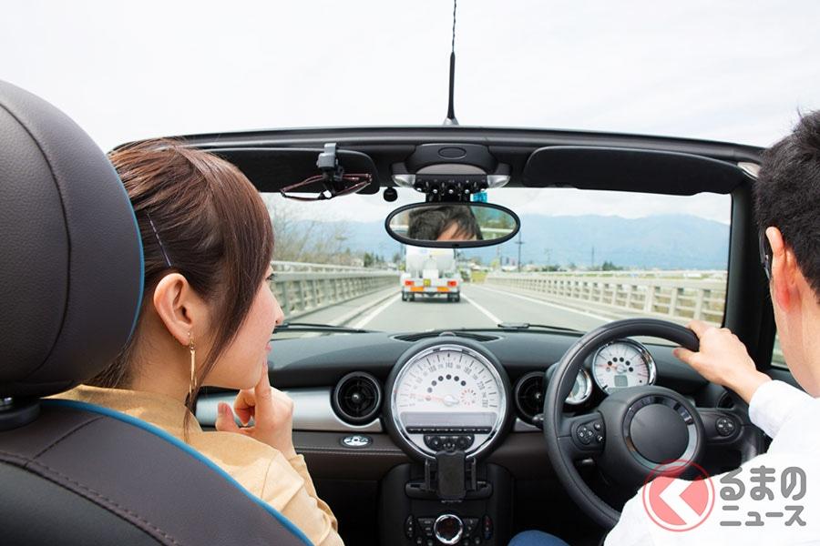 ドライブデートで気になる口臭はどう対処すべき?