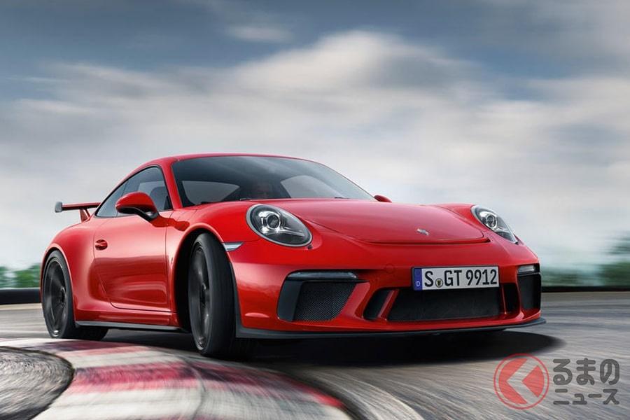 ピュアスポーツカーの頂点に君臨するポルシェ「911 GT3」