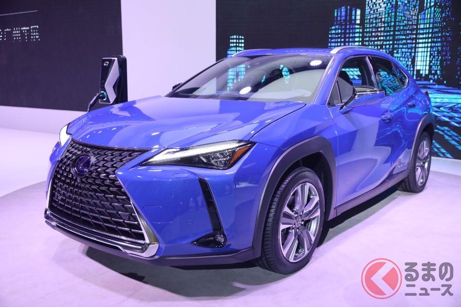 EV先進国の中国市場で後出しとなるレクサス「UX300e」の勝算とは?