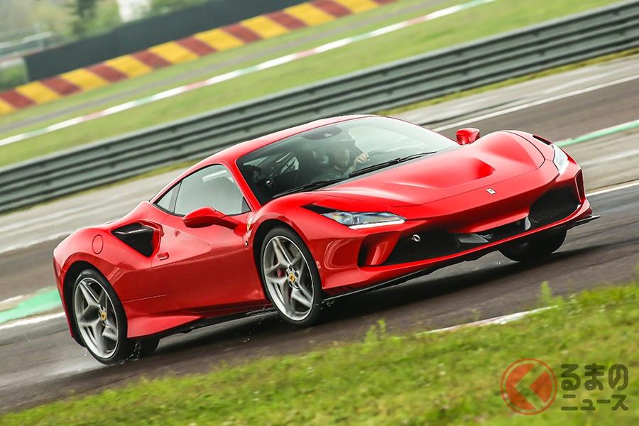 フェラーリ「F8トリブート」をフィオラーノ・サーキットで試す