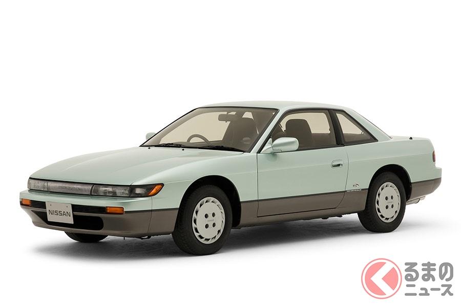 デートカーからドリフトまで、時代が変わっても人気の日産「シルビア(S13)」