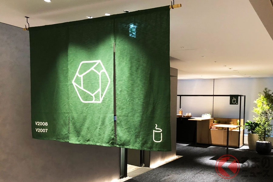 東京・日本橋にあるTRI-AD (トヨタ・リサーチ・インスティテュート・アドバンスド・デベロップメント)の新研究オフィス
