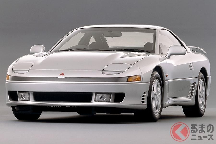 三菱最後の本格スポーツカー「GTO」