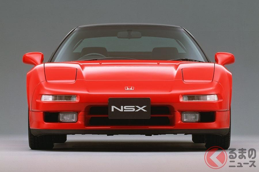 世界を変えた和製スーパーカーとして君臨する初代「NSX」