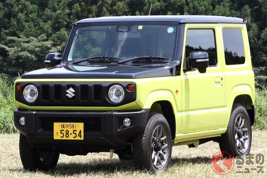 日本の本格オフロードカーとして長い歴史を刻んできた「ジムニー」