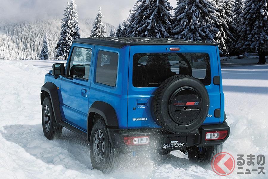 雪が多い日本で鍛えられた4WD車たち