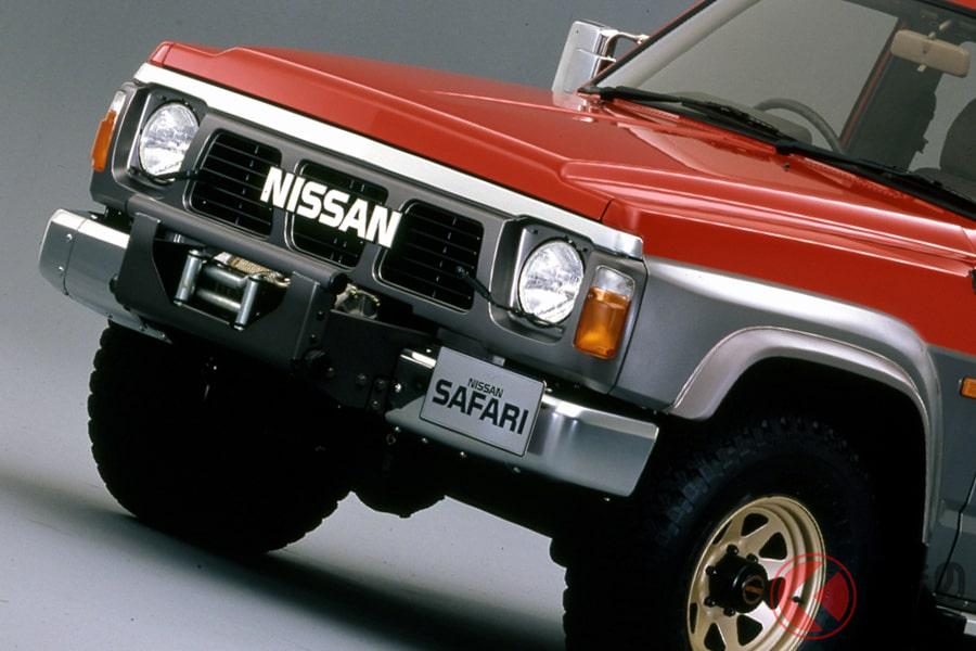 1980年代のRVは直線基調のデザインでカッコイイ!