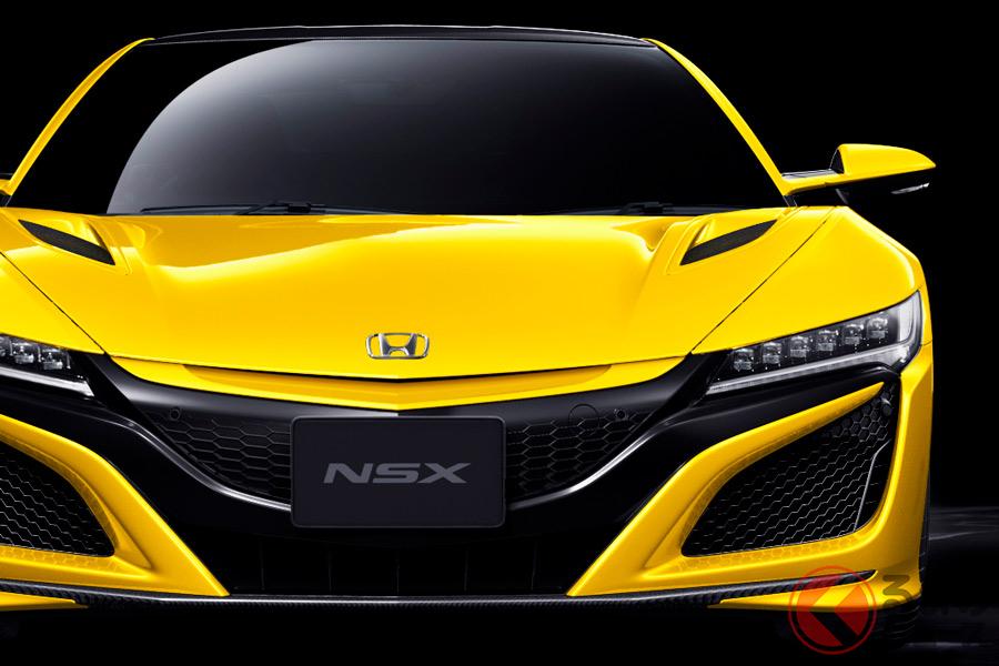 ホンダ「NSX」はオプションフル装備でいくらになる?
