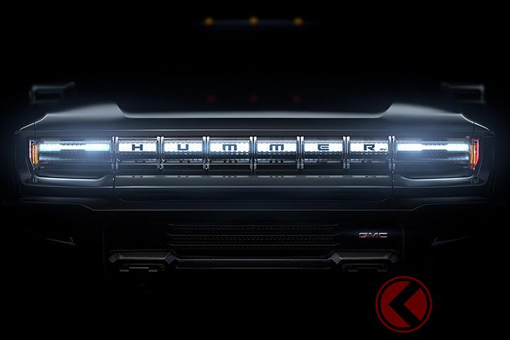 ハマーEVは2020年5月20日に正式に登場する