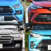 トヨタはSUVメーカー? 今年はさらに新型投入も!? 他社を圧倒する車種を設定する理由
