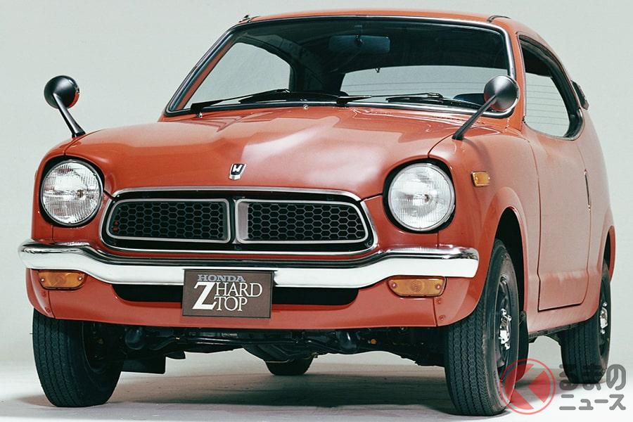 本格的な軽スペシャリティカー「Zハードトップ」