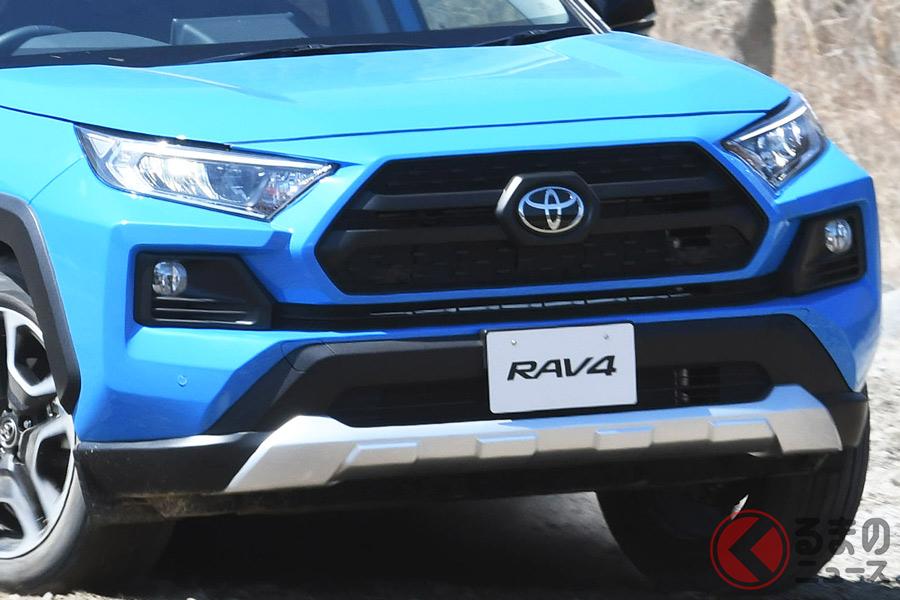 トヨタ「RAV4」人気の理由とは?