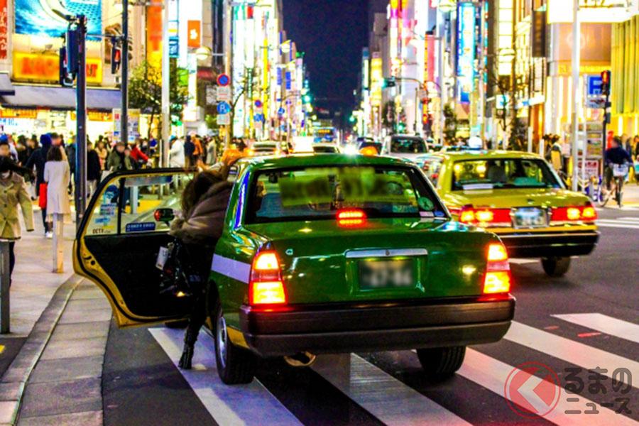 コロナ前後で大きく変わったタクシー業界