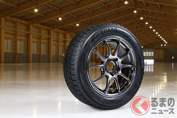 ヨコハマの最新スタッドレスタイヤ「アイスガード6 iG60」