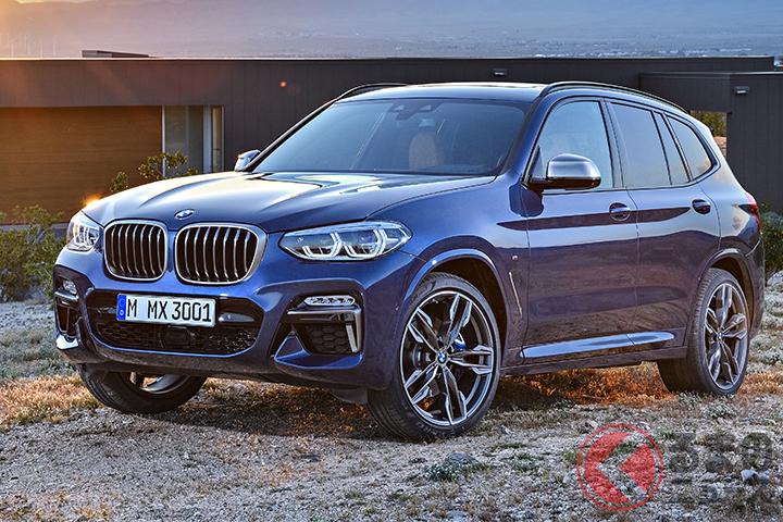 BMW「X3 M40i」