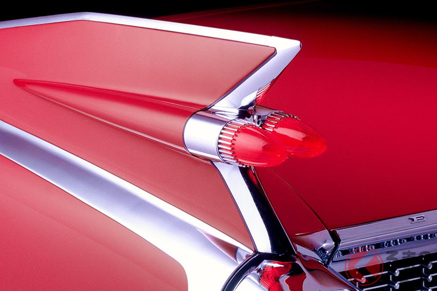 1959年製キャデラック「エルドラド」のテールフィン