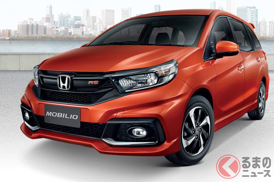 今やアジア圏の専用モデルとなったホンダ「モビリオ」