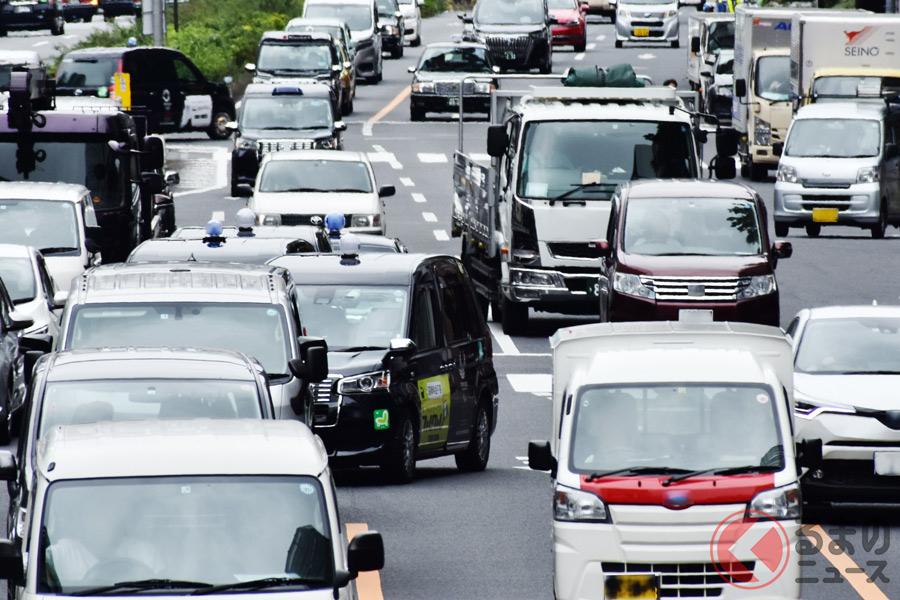 新型コロナ対策でマイカー通勤を推奨する企業が増加(写真はイメージ)