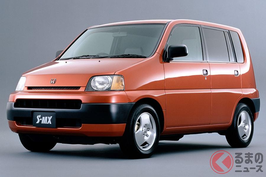 コンパクトなサイズで取り回しが良く、車中泊にも適した「S-MX」