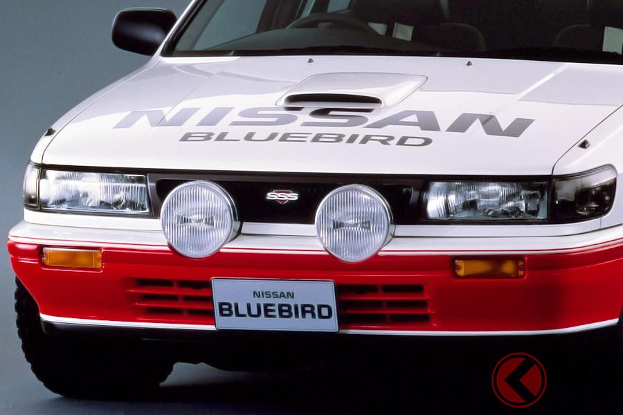 初期の国産フルタイム4WD車はラリーで鍛えられたモデルばかり