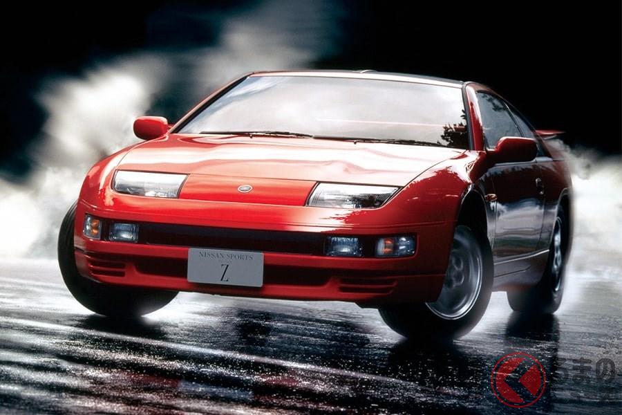 スピード感と美しさを兼ね備えた4代目「フェアレディZ」