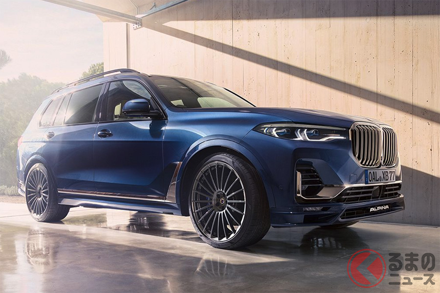 BMWアルピナ「XB7」