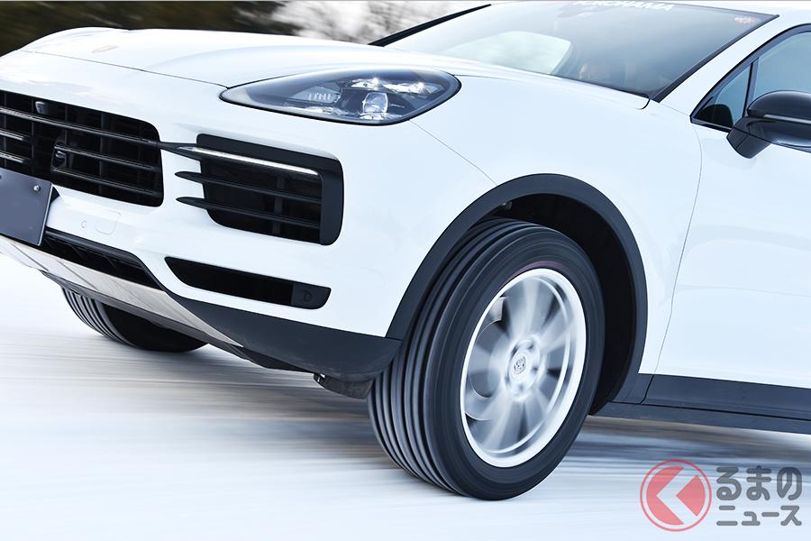 タイヤの開発には膨大なコストがかかる。性能が良いタイヤをつくるのには製造コストもかかってくる