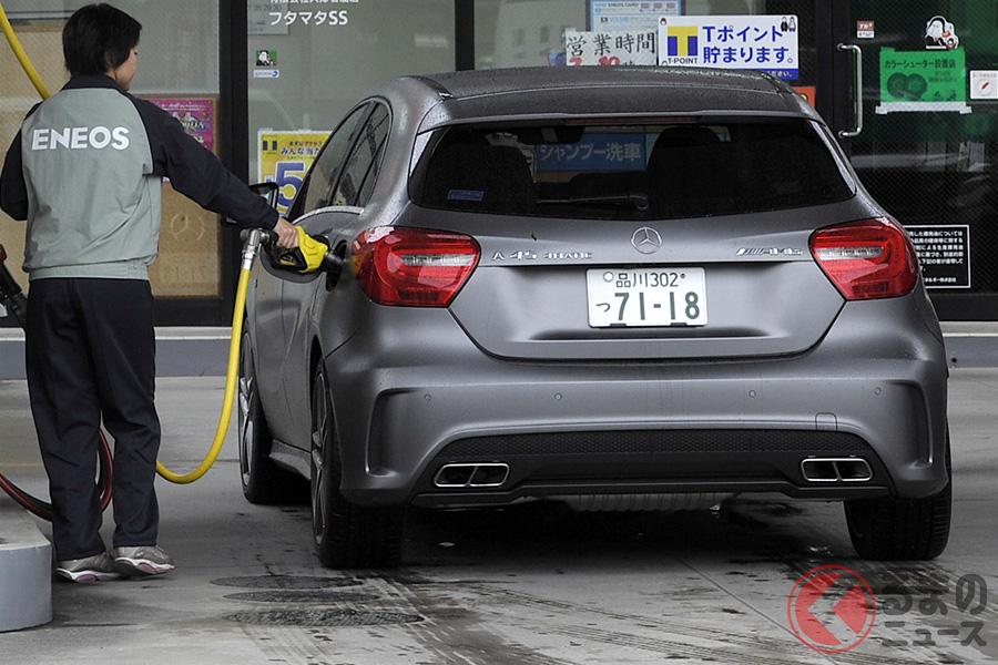 輸入車オーナーは、必ず同じブランドのガソリンスタンドでハイオクを給油するという人が多い