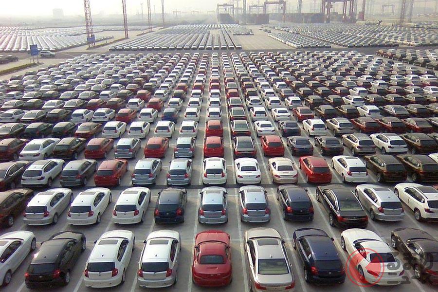 世界の自動車市場のイメージ