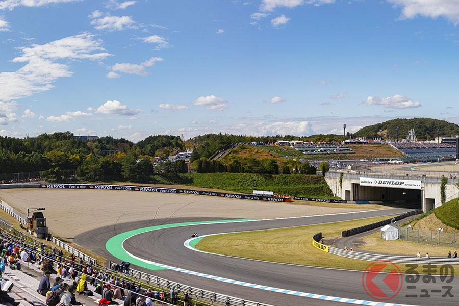ツインリンクもてぎ 国際レーシングコースのイメージ