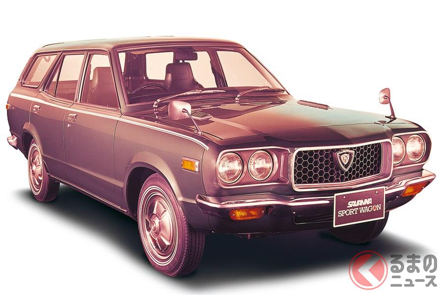 ロータリーエンジンを搭載した唯一無二のステーションワゴン「サバンナ スポーツワゴン」