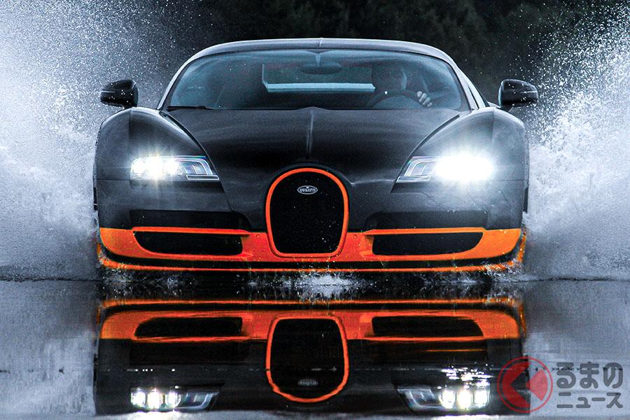 ブガッティ・ヴェイロンは、時代の象徴となるべく運命づけられていたハイパー・スポーツカーだ