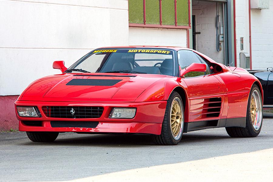 エンツォ フェラーリの開発実験車両として製作された「M3」