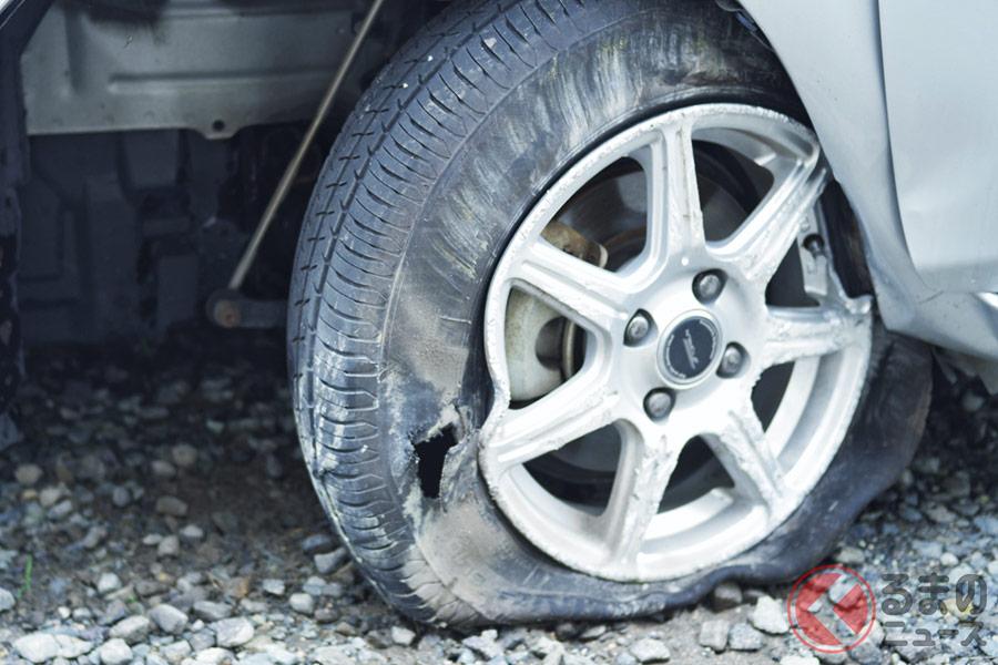 クルマは高級でも「中古タイヤ」&「格安タイヤ」を装着すると意味がない!?