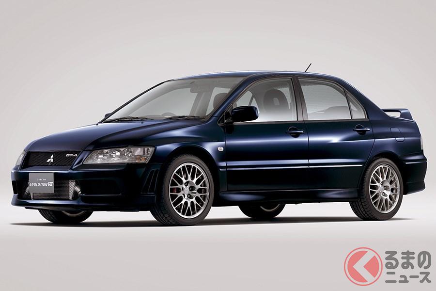 オールマイティに使えて価格も高騰していない高性能車「ランサーエボリューションVII GT-A」