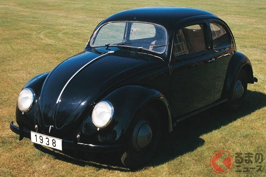 国民車として開発された「タイプ1」(画像は戦前のプロトタイプ)