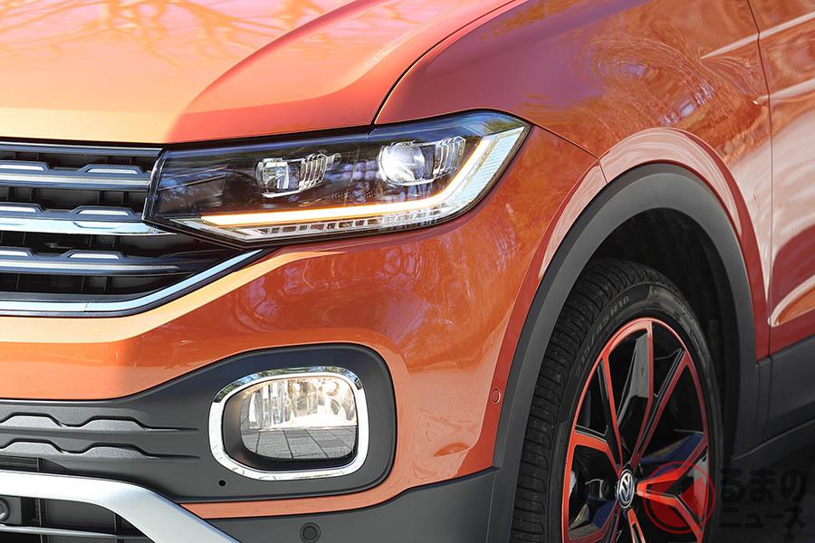 2020年上半期の輸入車登録台数第4位に入ったフォルクスワーゲンのコンパクトSUV「Tクロス」
