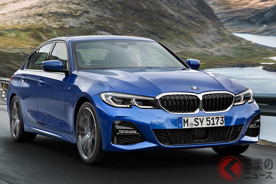 BMW「3シリーズ」セダン