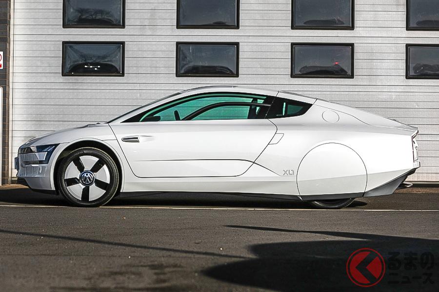 サイドビューは、市販車というよりコンセプトカーそのものだ(C)SILVERSTONE AUCTIONS