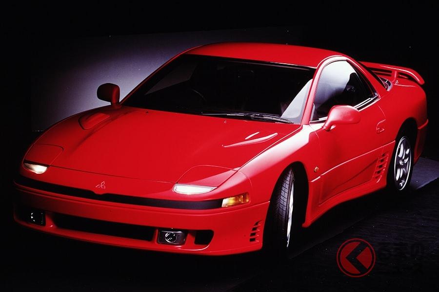 三菱「GTO」に存在した自然吸気エンジン仕様とは?