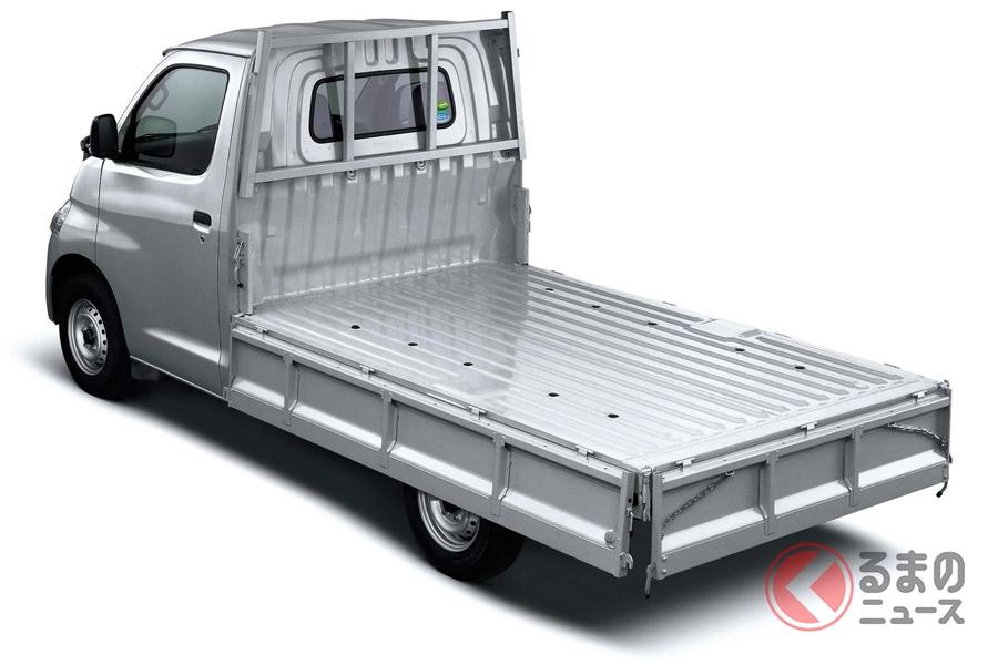 トヨタの小型商用車「タウンエース トラック」