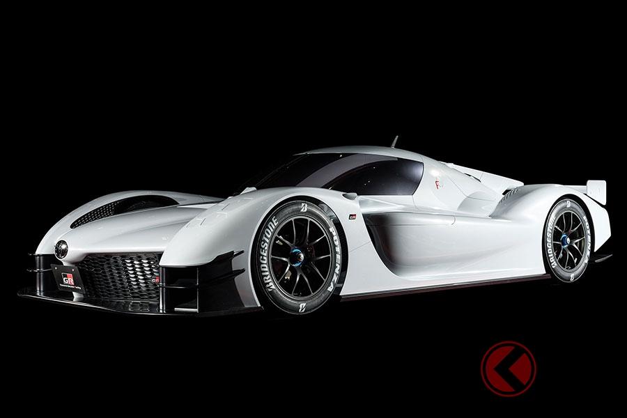 トヨタ「GRスーパースポーツコンセプト」
