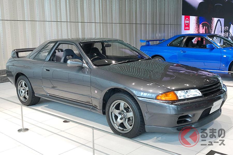 日産「スカイラインGT-R(R32型)」