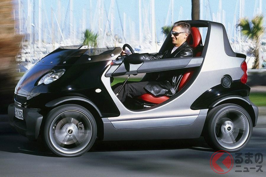 コンセプトカーから誕生したオープンモデルの「クロスブレード」