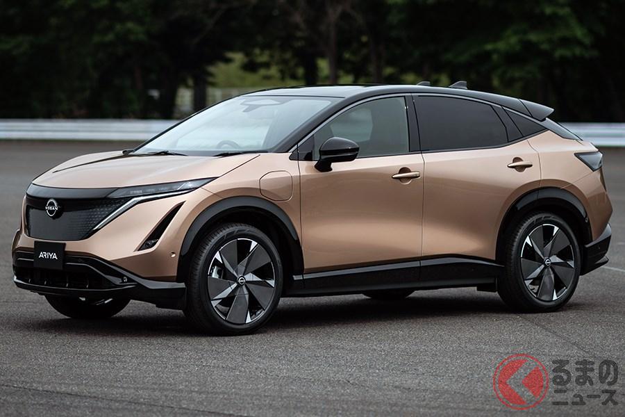 電気自動車×SUVとして2021年に登場する「アリア」